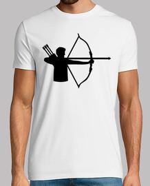giocatore tiro con l'arco