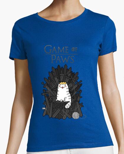 T-shirt gioco di zampe