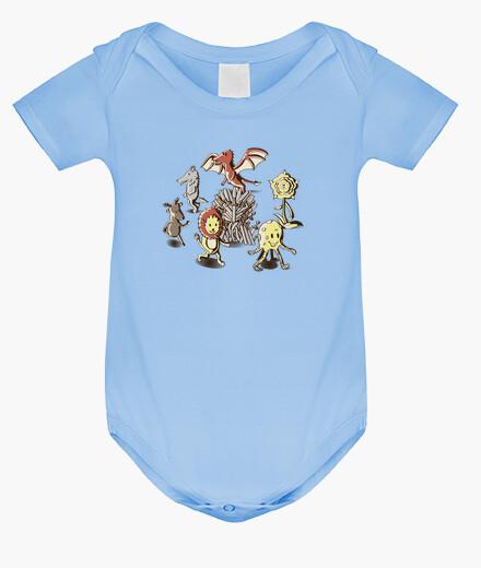 Abbigliamento bambino gioco sedie- body bebe