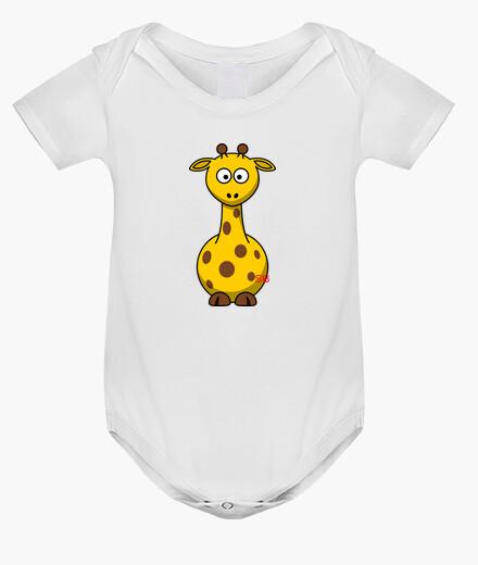 Ropa infantil Girafa gordita Blanca