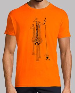 girafes bouteille