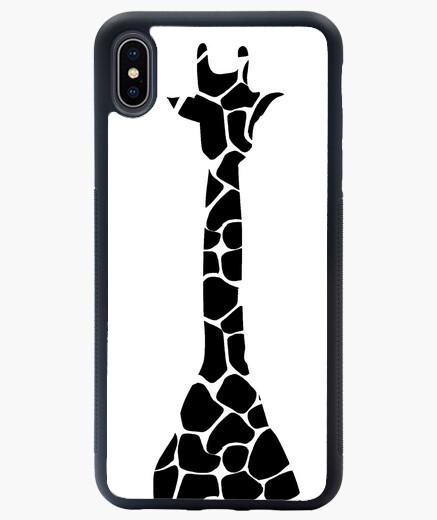 Cover iPhone XS Max giraffa