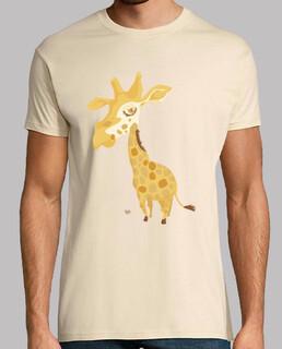Giraffe big head