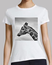 Giraffe, camiseta mujer