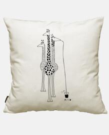 giraffe ivre réactive