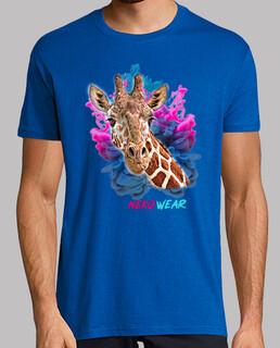 Giraffe Paint