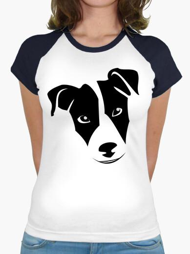 Girl jack russel t-shirt