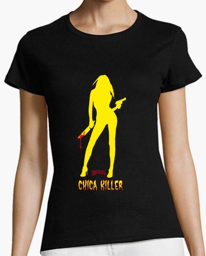 Girl killer t-shirt
