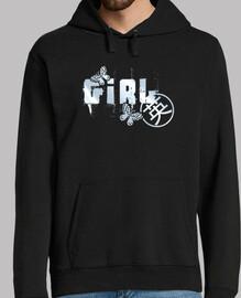 Girl (metallic)