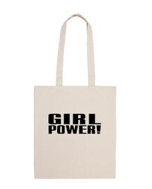 Girl Power! negro