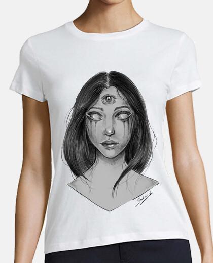 girl third eye