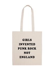 Girls Invented Punk Rock, not England