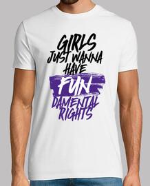 Girls just wanna FUNdamental Rights 5