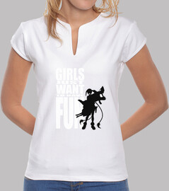 girls just want to have fun cuello chino