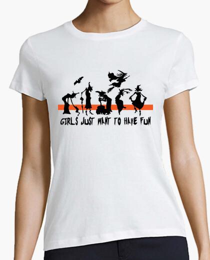 Girls wanna have fun t-shirt
