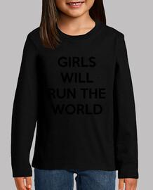 Girls Will Run The World