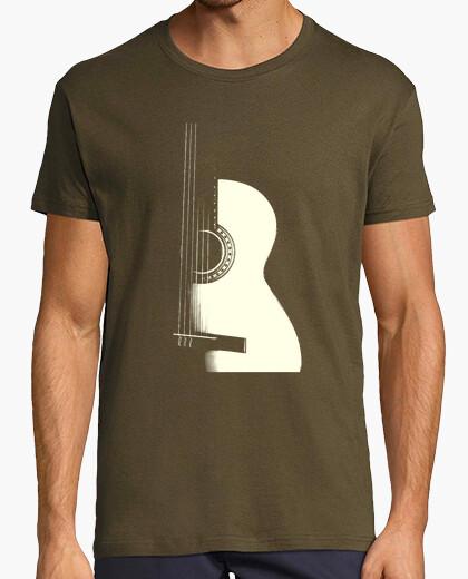 T-Shirt gitarre