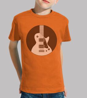 Gitarre in einem cir arsch