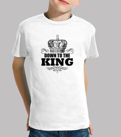 giù per la corona re