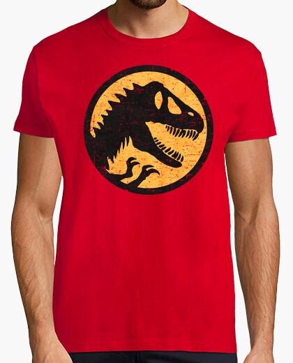 T-shirt giurassico