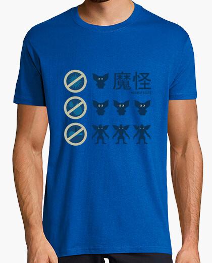 Camiseta Gizmo rules