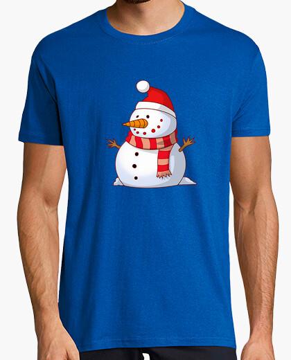 Tee-shirt glacial