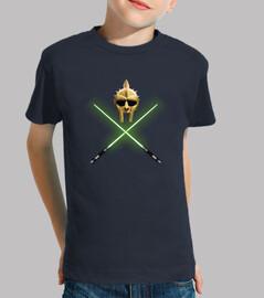Gladiador / espada laser