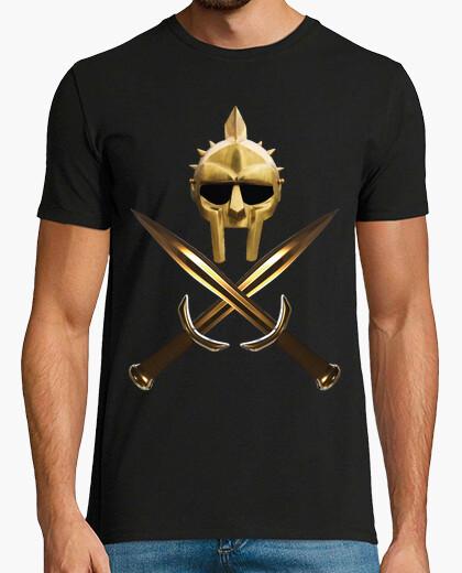 Tee-shirt gladiateur