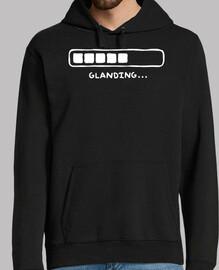 Glanding