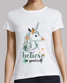 glauben an sich selbst