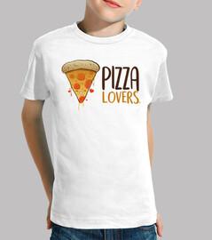 gli amanti della pizza