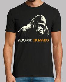 gli esseri umani absurd
