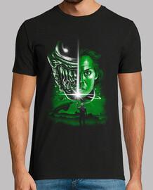 gli ultimi camicia da uomo aliene