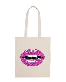 glitter baiser