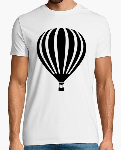 Camiseta globo aerostático