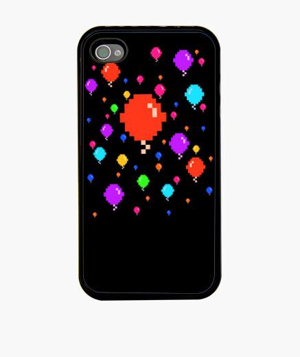 Funda iPhone Globos Pixel