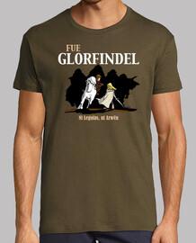 Glorfindel dibujo - Camiseta Chico