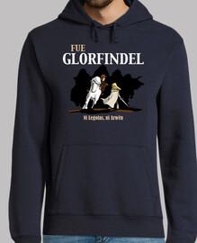 Glorfindel dibujo - Sudadera Chico