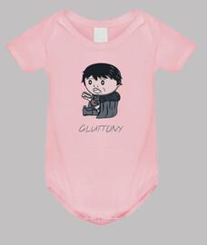gluttony- body baby