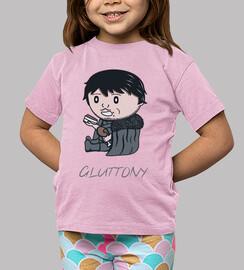 gluttony- camiseta kind