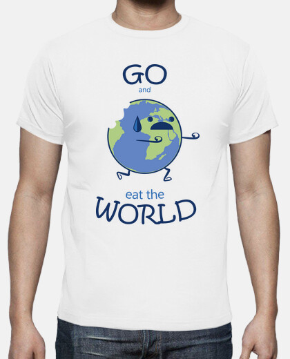 Go and eat the World! pour hommes