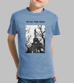 Go for High Ideas