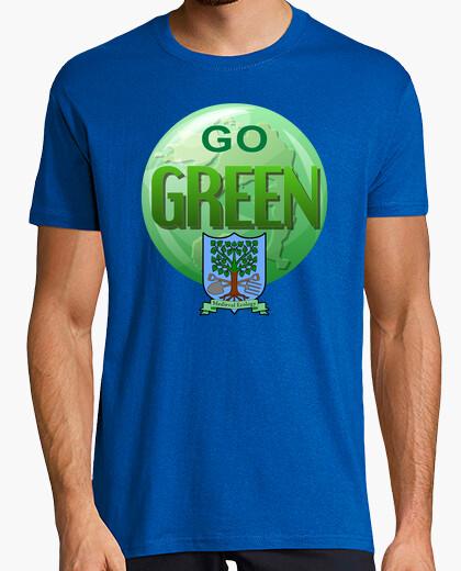 Camiseta Go Green