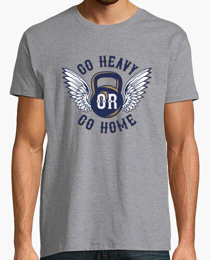 Camiseta Go Heavy