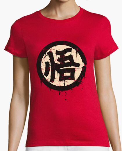 Tee-shirt go kanjis (sagesse)