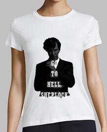 Go to hell, Sherlock