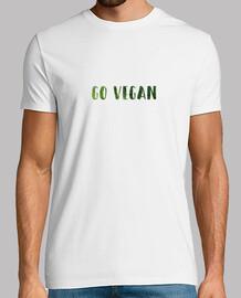 go vegan broccoli