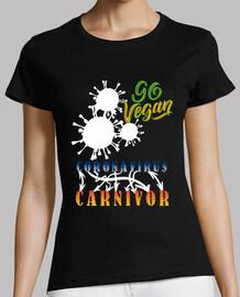 Go vegan coronavirus
