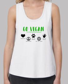Go vegan for the animals +...