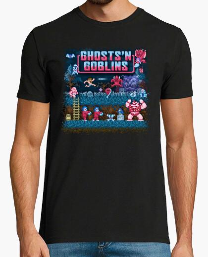 Tee-shirt gobelins n fantômes ver 2